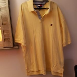 Tommy Hilfiger polo style shirt